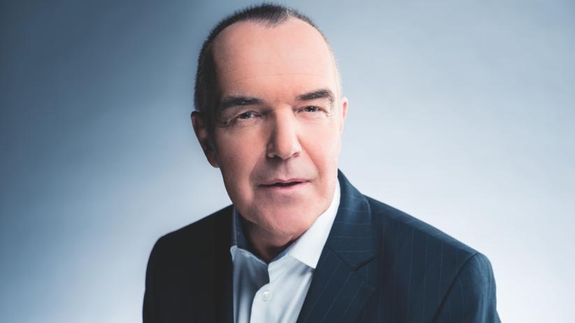 """Fernsehen: Markus Gilli, Moderator der Polit-Talkshow """"SonnTalk"""""""