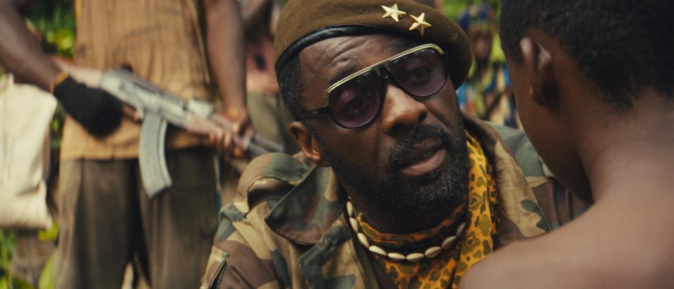 """Idris Elba als """"Commandant"""""""