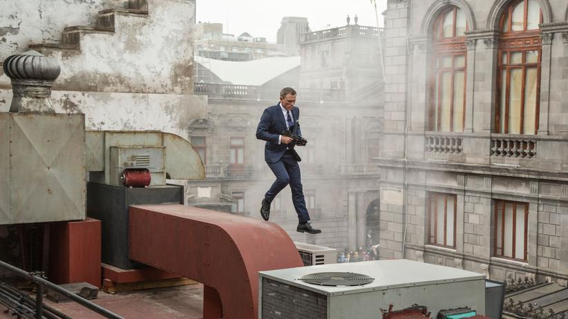 Kultur, Kino, Filmproduktion, James Bond, Daniel Craig, Roger Moore, Alfred Hitchcock, Mexiko-Stadt