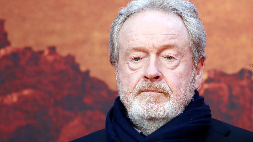 Ridley Scott: Weil die Menschheit jetzt Hoffnung braucht