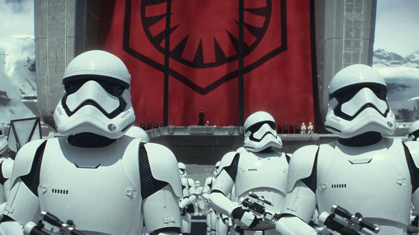 """""""Star Wars"""": Auch wieder da: die imperialen Sturmtruppen"""
