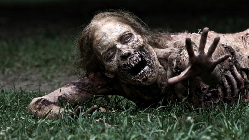 """Zombie-Sehnsucht: aus der Serie """"The Walking Dead"""""""