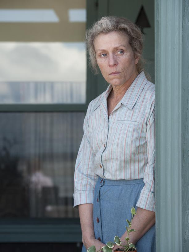 Frances McDormand als depressive Mathematik-Lehrerin Olive Kitteridge in der gleichnamigen HBO-Serie.