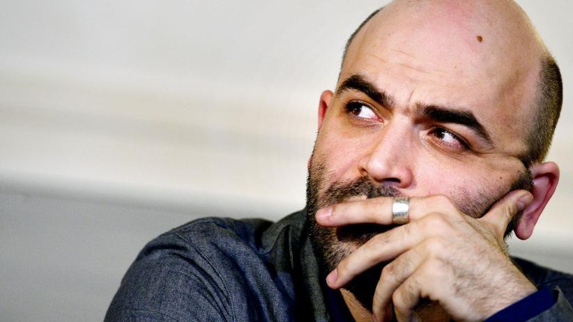"""Roberto Saviano: """"Ich habe es oft bereut"""""""