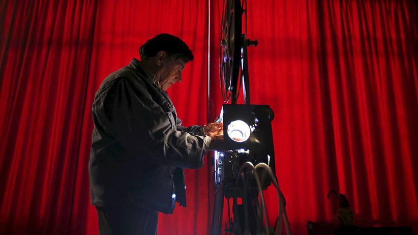 Wanderkino: Vier Millionen Kilometer mit Filmrollen