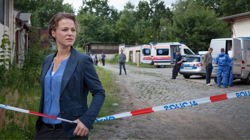 "Szenenbild ""Polizeiruf"""