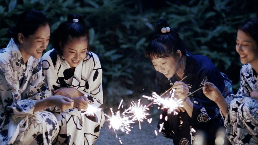 """Unsere kleine Schwester"": ""Unsere kleine Schwester"": Haruka Ayase, Suzu Hirose, Kaho, Masami Nagasawa (v. l. n. r.)"