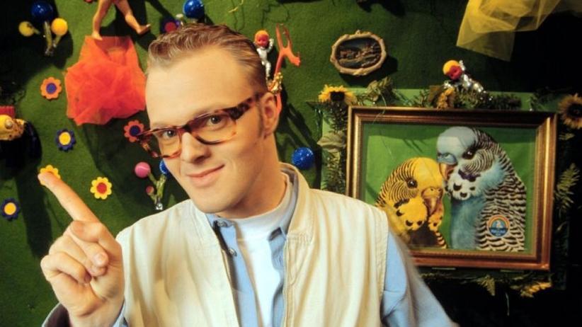 """Stefan Raab als Moderator von """"Vivasion"""""""