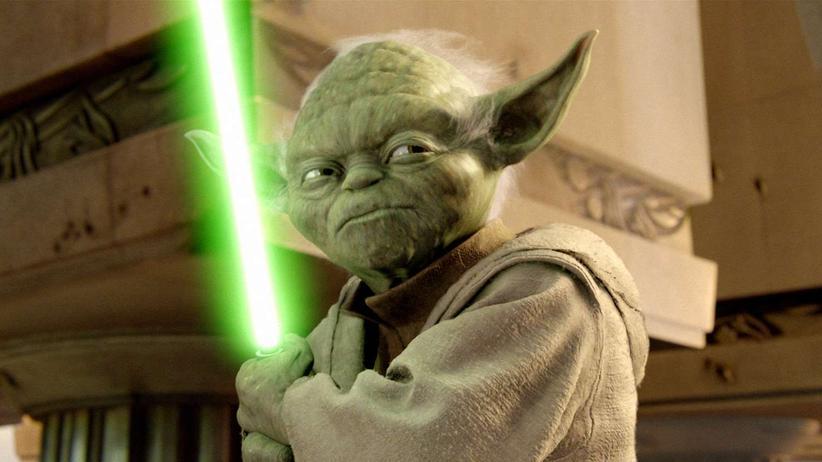 """""""Star Wars"""": """"Ich habe meinen Yoda!"""""""