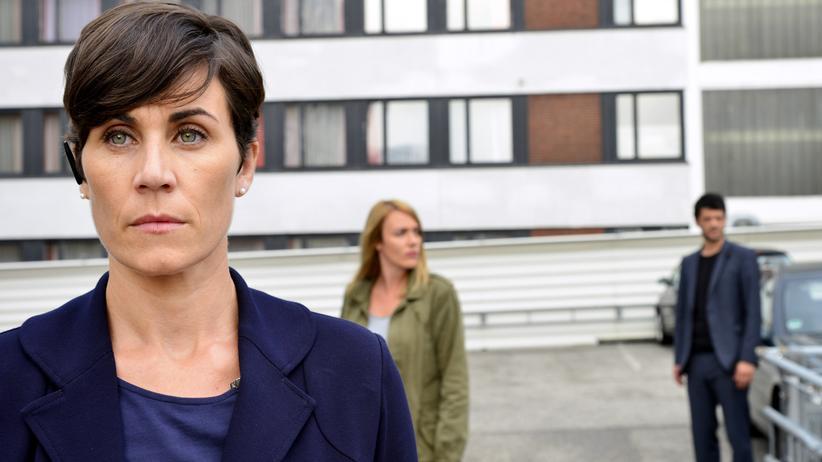 """""""Das Programm"""": Nina Kunzendorf als LKA-Ermittlerin Ursula Thern in """"Das Programm"""""""