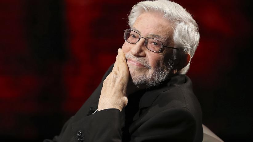 Italien: Der italienische Filmemacher Ettore Scola im Jahr 2013