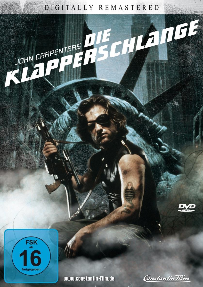 """""""Die Klapperschlange"""" wurde 2010 auf DVD in Deutschland neu aufgelegt."""