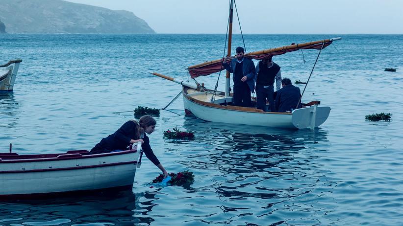 "Hellas-Filmbox-Festival: Szene aus Pantelis Voulgaris' Film ""Little England"""