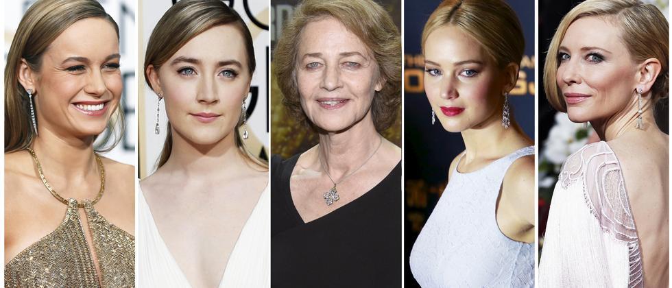 """Die Oscar-Nominierten in der Kategorie """"Beste Schauspielerin"""""""