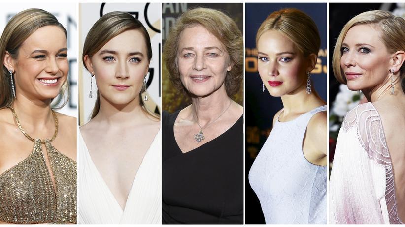 """Oscars: Ganz in weiß: Die Oscar-Nominierten in der Kategorie """"Beste Schauspielerin"""""""