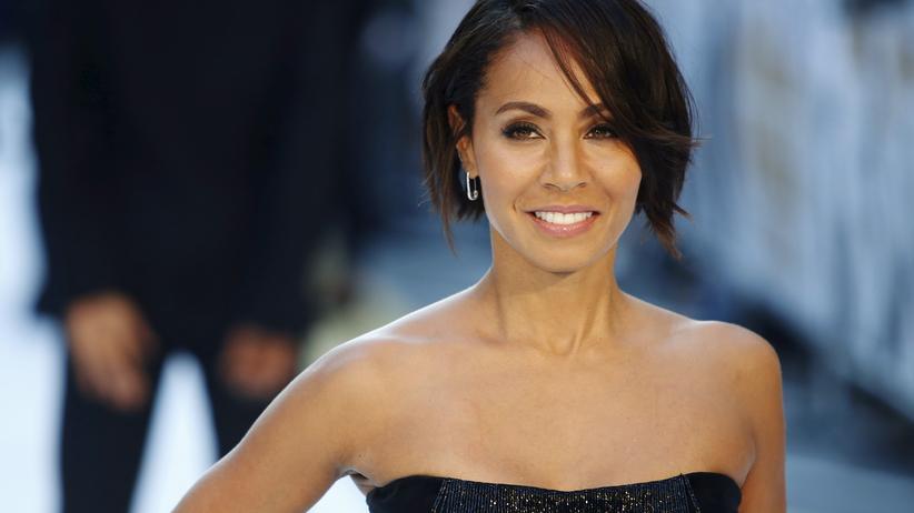 #OscarsSoWhite: Jada Pinkett Smith auf einer Filmpremiere im vergangenen Jahr