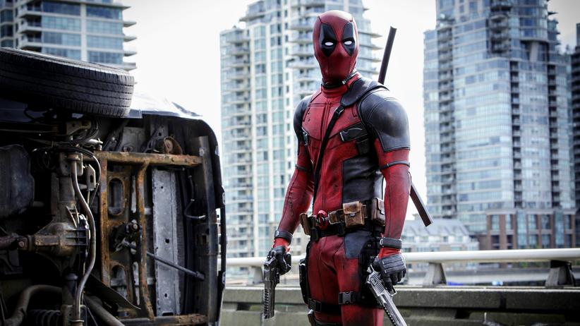 """Deadpool"": Rot wie die Wut: Deadpool (Ryan Reynolds)"