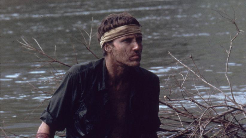 """Christopher Walken in Michael Ciminos """"Die durch die Hölle gehen"""" von 1978"""
