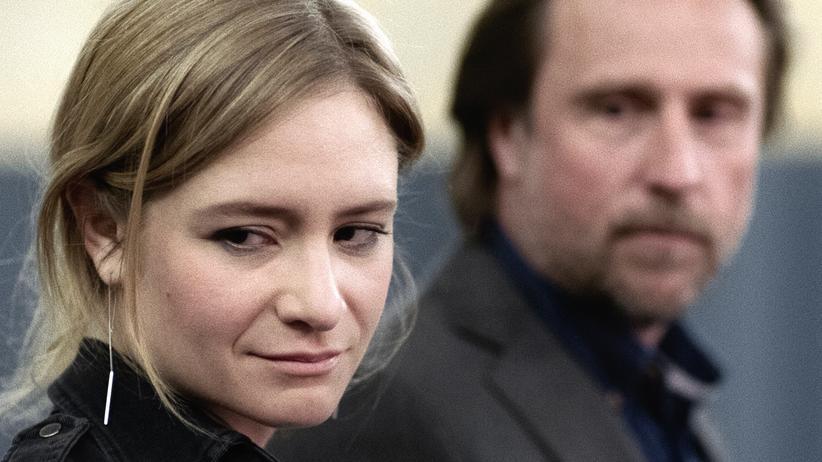 """Berlinale: Julia Jentsch und Bjarne Mädel im Berlinale-Wettbewerbsbeitrag """"24 Wochen"""""""