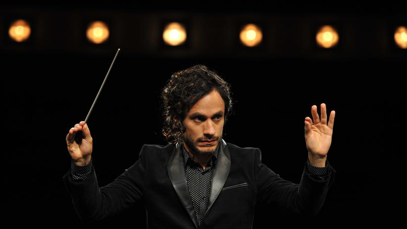 """Mozart in the Jungle"": Gael García Bernal als Rodrigo De Souza"