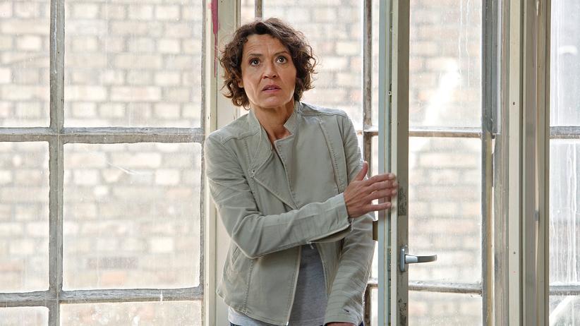 """Tatort"" Ludwigshafen: Ulrike Folkerts als Kommissarin Lena Odenthal im ""Tatort"" Ludwigshafen"