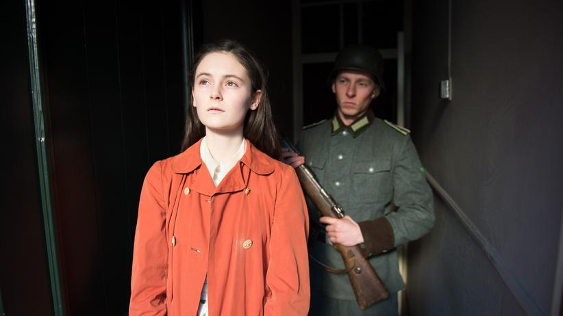 """""""Das Tagebuch der Anne Frank"""": Lea van Acken als Anne Frank"""