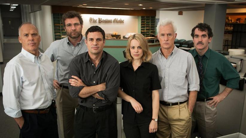 """Der Cast von """"Spotlight"""""""
