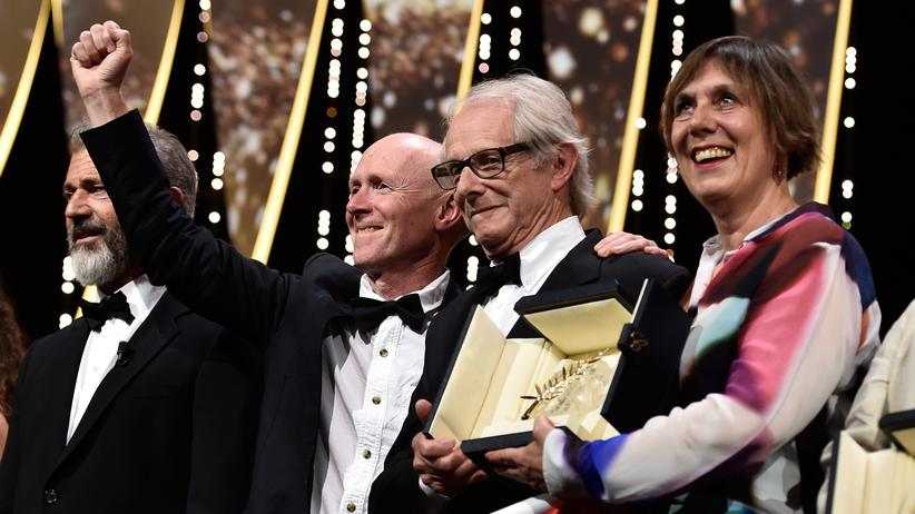 Cannes: Eine welke Palme