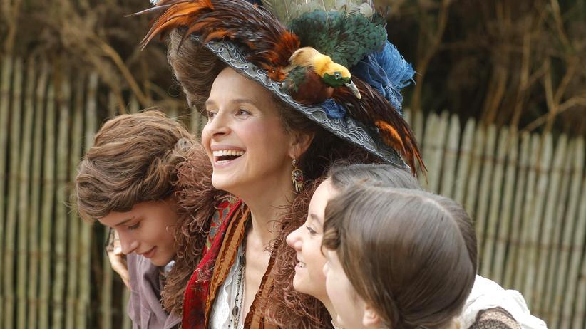 """Filmfestspiele in Cannes: Juliette Binoche im Film """"Ma Loute"""" von Filmfestspiele in Cannes"""