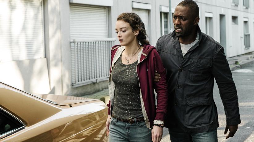 """""""Bastille Day"""": Zoe (Charlotte Le Bon) und Sean Briar (Idris Elba)"""