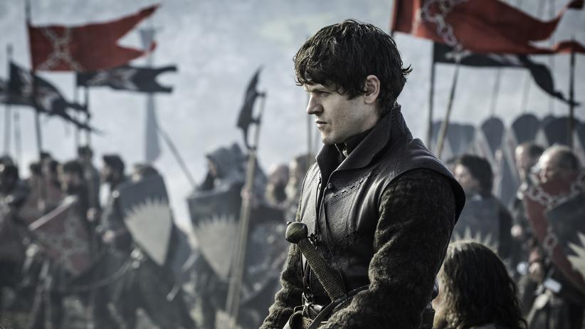 """Game of Thrones"": Ramsay Bolton (Iwan Rheon) in der ""Schlacht der Bastarde"""