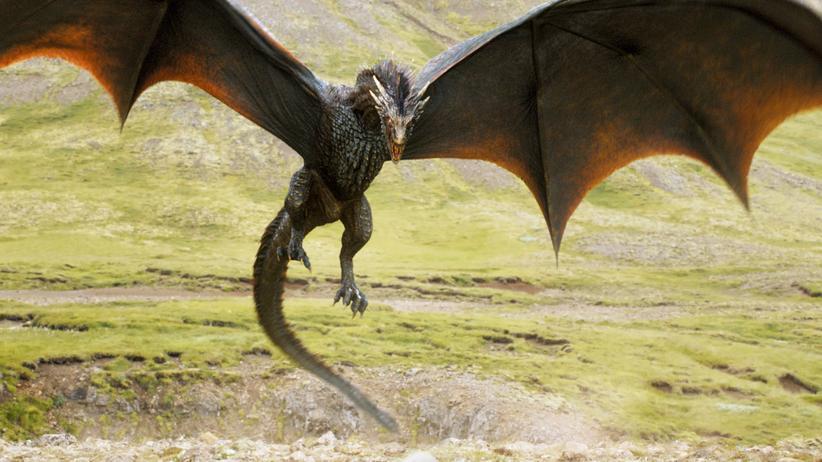 Game of Thrones: Hier siehst du den Drachen, Motherfucker!