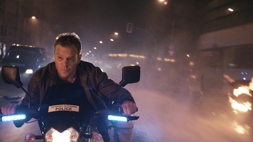 """Jason Bourne"": Prequel, Sequel, Quickelquackel"