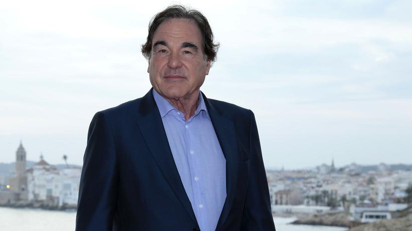 Oliver Stone: Oliver Stone, 2015 in Sitges