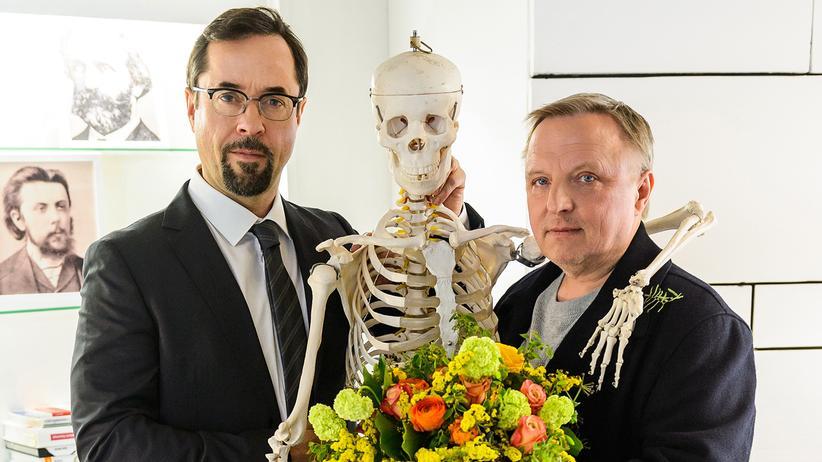 """""""Tatort"""" Münster: Gestehen Sie, Kollege!"""