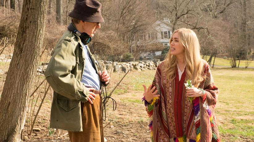 """Crisis in six scenes"": Woody Allen hackt Amazon"