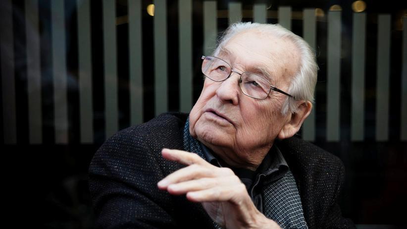 Andrzej Wajda: Der Regisseur Andrzej Wajda Anfang September dieses Jahres auf einem polnischen Filmfestival