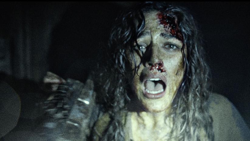 """""""Blair Witch"""": Lisa (Callie Hernandez) im neuen Film """"Blair Witch"""""""