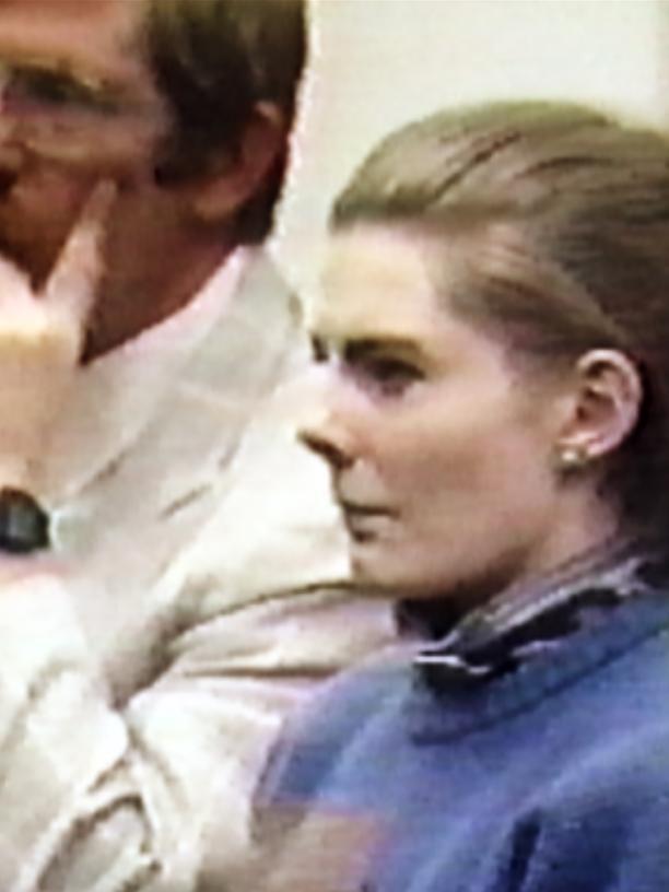 """""""Das Versprechen"""": Elizabeth Hayson während ihrer Verurteilung"""