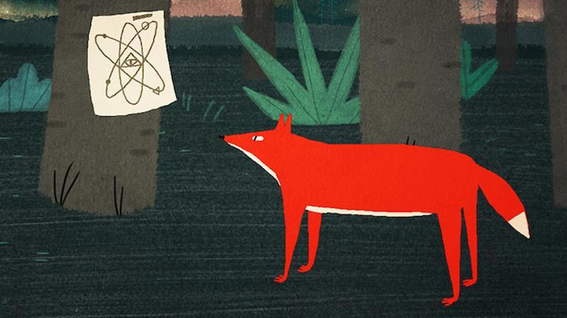 Berlinale Shorts: Ein Fuchs mit Selbstmordgedanken