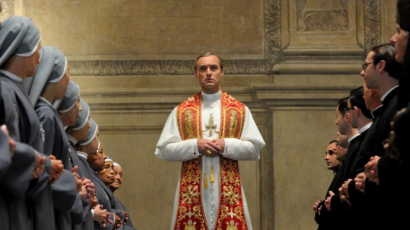 """""""The Young Pope"""": Cooler Tugendterror"""