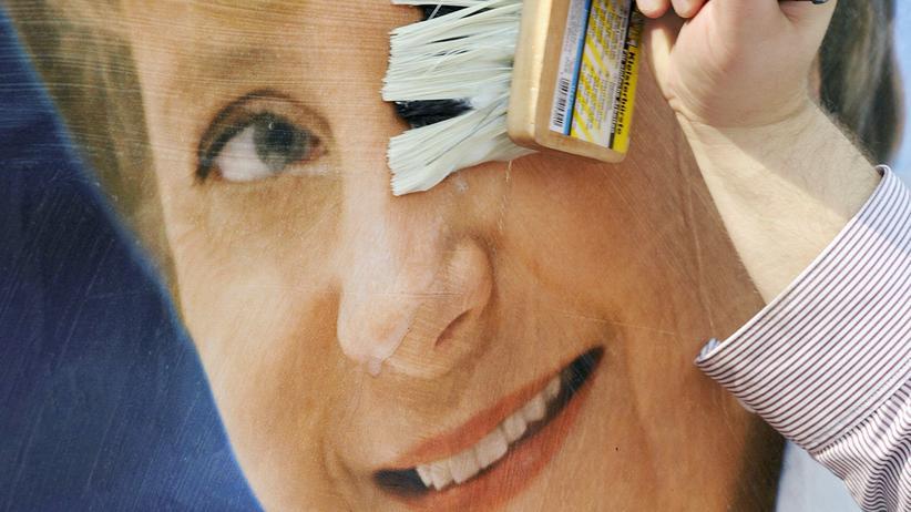 Angela Merkel-Porträt: Keine Machtmechanikerin