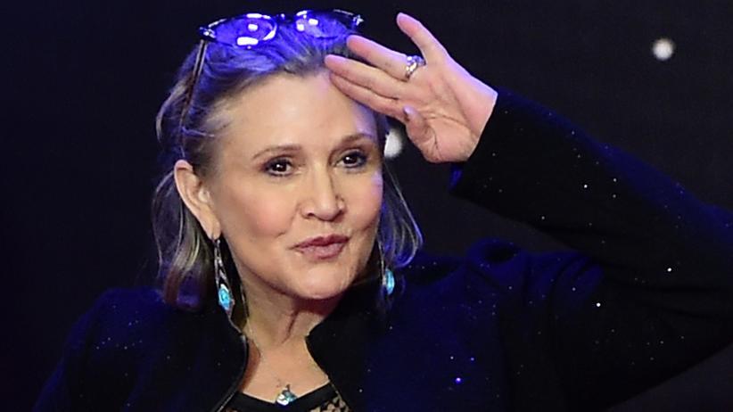 """""""Star Wars"""": Schauspielerin Carrie Fisher ist tot"""