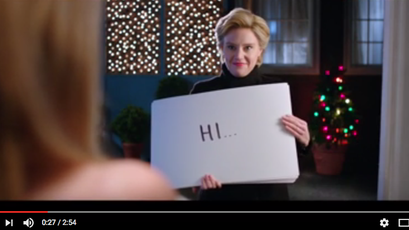 Hillary Clinton Donald Trump Saturday Night Live Tatsaechlich Liebe