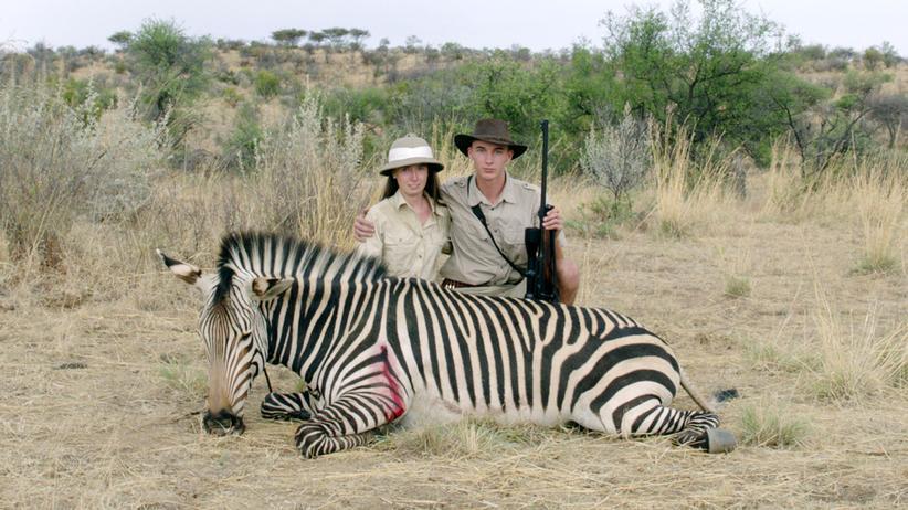 """Filmszene """"Safari"""""""