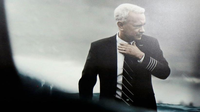 """Sully"": Tom Hanks als Chesley ""Sully"" Sullenberger."