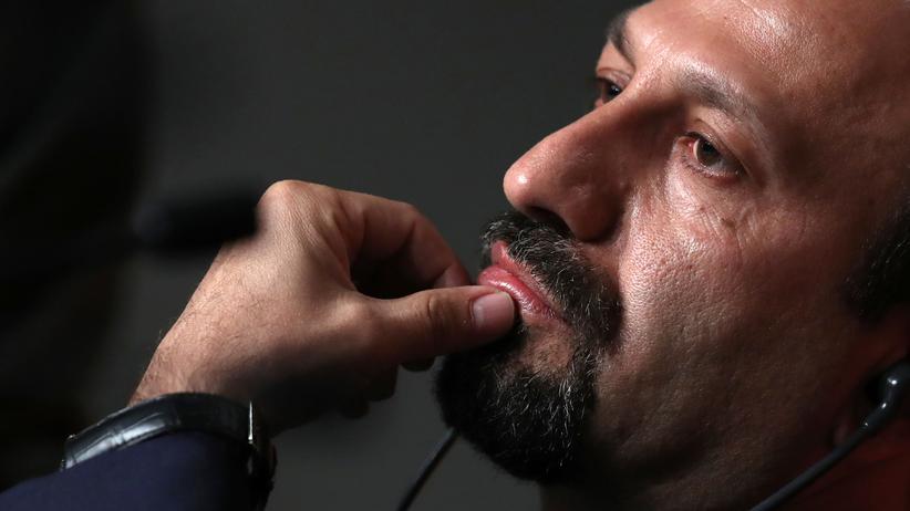 """Einreiseverbot: Der iranische Regisseur Asghar Farhadi ist für seinen Film """"The Salesman"""" nominiert."""