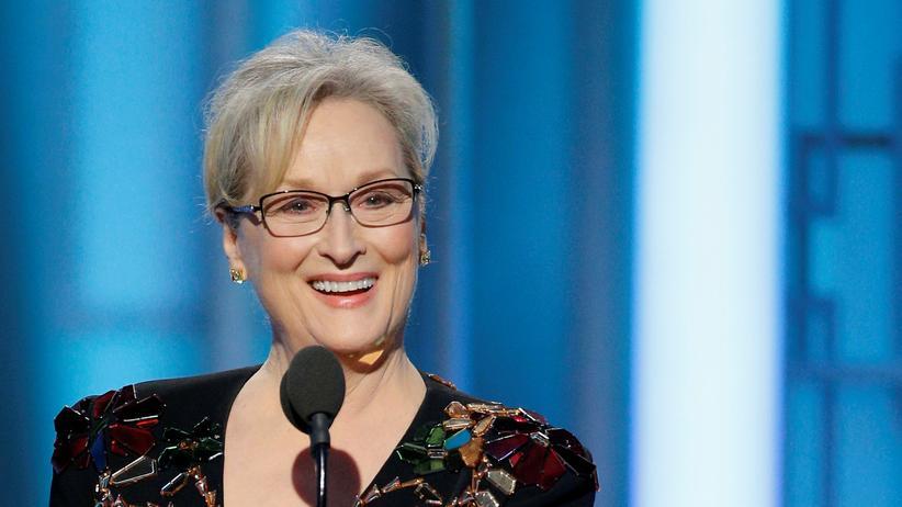 """Meryl Streep: """"Dann verlieren wir alle"""""""