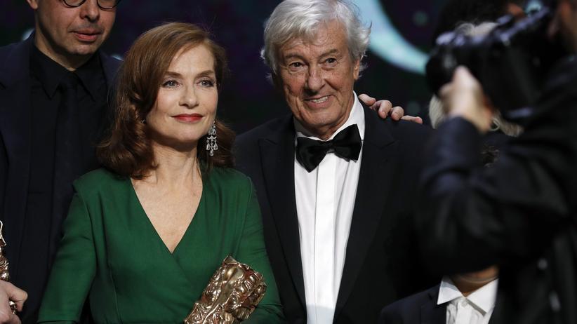 """Filmpreis: """"Elle"""" gewinnt César als bester Film"""
