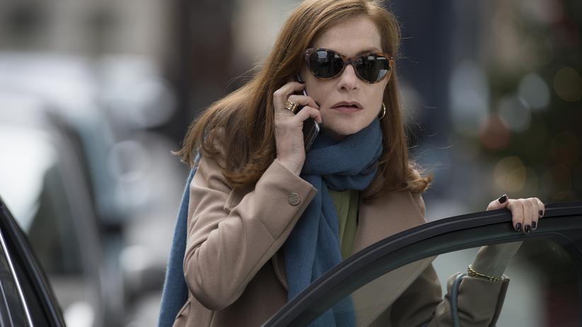 """Isabelle Huppert: Isabelle Huppert als Michèle in Paul Verhoevens """"Elle"""""""